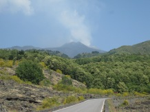 Approach to Etna Summer 2012