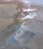 Lava river - Etna Nov 2006