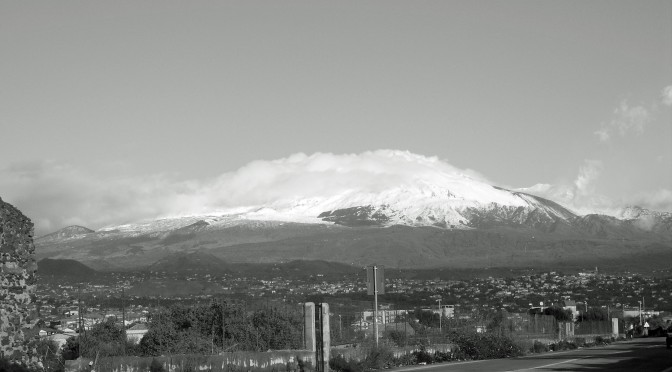 Exploring Mt Etna