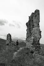 Castle ruins Francavilla