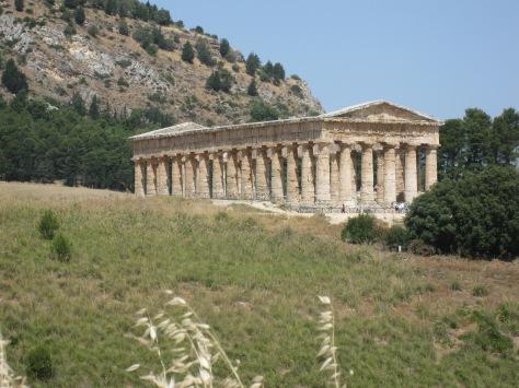 Segesta - Temple