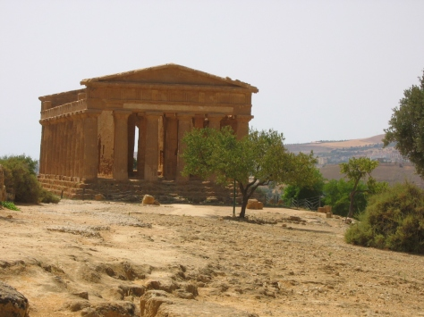 Temple at Agrigento