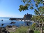 Aci Castello and it's harbour