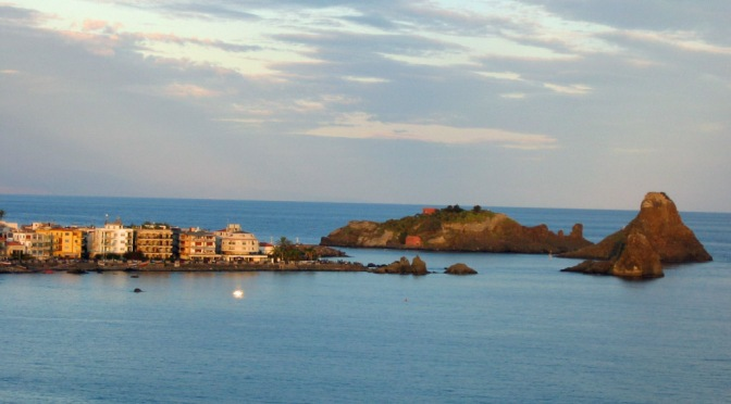 Aci Trezza & Aci Castello – The Normans meets Greek Mythology