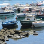 Boats in Aci Trezza