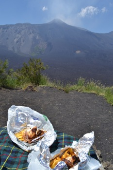 Picnic with a view