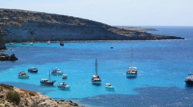 Lampedusa On My Mind
