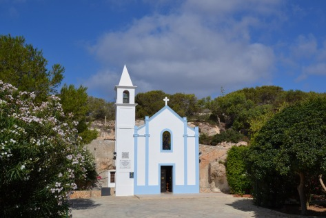 The Sanctuary of our Lady of Lampedusa