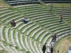 Steps Taormina Theatre