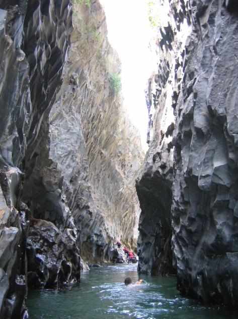 Alcanatara gorge