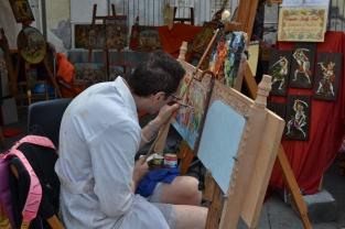 an-artist-at-work